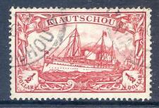 German Post Offices in Kiautschou 1905-18 ½d used (2016/10/06#06)