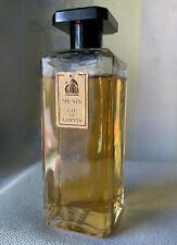 Vintage RARE LANVIN My Sin Eau De Lanvin 4 Oz Splash 90% Full Pre-Owned Estate