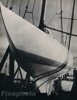 1931 Original MAN RAY Nautical Sailboat Sailing Boat Photo Gravure Art 16x20