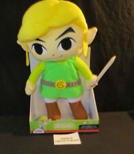 "World of Nintendo Legend of Zelda 16"" series 1-1 Link Jumbo plush"