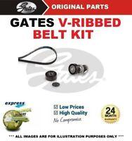 GATES FAN BELT PULLEY KIT for VW AMAROK 2.0 TDI 2010-2013