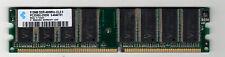 Memoria VT 512 MB RAM DDR 400 MHz PC3200 cl2.5 184-Pin VT3225804T-5 Dimm Sdram
