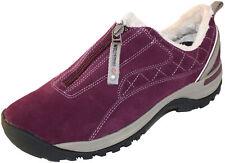 Wolverine W20223 Womens Sirrus Purple front Zip Up Waterproof Shoe 8D (M) US