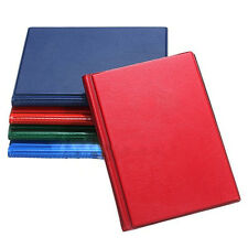 FT- Money Penny Pockets Collection Storage Album Book 120 Pcs Coin Holders Serap