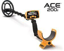 NEW Garrett Ace 200i Metal detector - DETECNICKS LTD