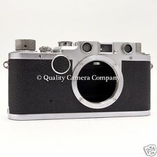 Leica IIC 35mm Rangefinder Camera - 1951 VINTAGE M39 MOUNT - EXCELLENT SHOOTER!!