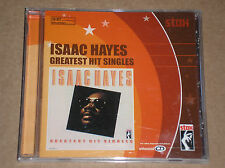 ISAAC HAYES - GREATEST HIT SINGLES - CD