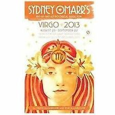 Sydney Omarr's Day-by-Day Astrological Guide for the Year 2013: Virgo -ExLibrary