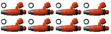 [68V-8A360-00-00] Set of 8 Brand NEW YAMAHA Outboard Fuel Injector