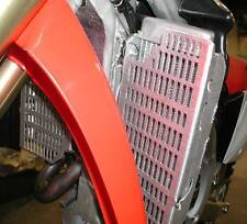 PR NEW FLATLAND RACING RADIATOR GUARDS HONDA CRF 450X 2005-2013 12-27