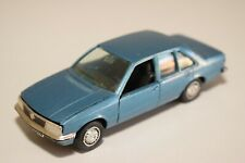 A2 1:43 GAMA OPEL REKORD LIMOUSINE METALLIC BLUE EXCELLENT CONDITION