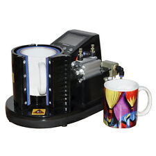 Heat Press Transfer Sublimation Machine for Coffee Mug Print Digital Display New