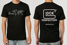 Glock Manufacturing (Employee Shirt) Limited Qty - T-Shirt Size S M L XL 2XL 3XL