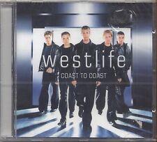 WESTLIFE - Coast to coast - CD 2000 SIGILLATO SEALED