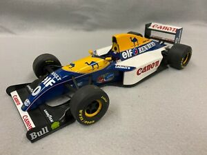 1:18 Minichamps Renault Williams FW 15 Camel/Sega Livery