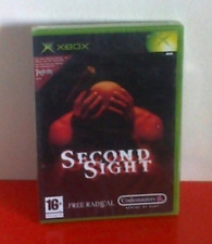Xbox Second Sight - Neuf sous Blister
