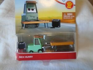 Disney Pixar Cars - Rich Hurry - 2021 release - Metal Collection