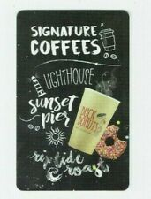 Duck Donuts Gift Card - Signature Coffees - Doughnut Shop Restaurant - No Value
