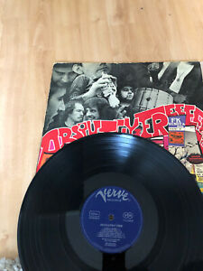 Frank Zappa / Mothers Of Invention - Absolutely Free UK Stereo Verve Blue