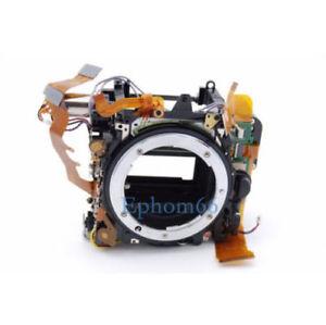 Original Mirror Box Assembly Unit For Nikon D750 With Aperture + Shutter Camera