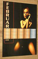 1999 Tomb Raider rare Poster 56x40cm