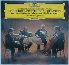 Smetana/Dvorak, Streichquartette, Amadeus-Quartett [DGG 2530 994]