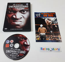 DVD - WWE One Night Stand 2007