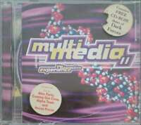 Multi Media The Interactive Experience CD