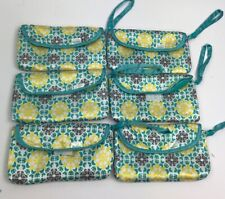 Lot 6 x New Pampers Diaper/wipes Pouch Clutch small mini travel wristlet bag