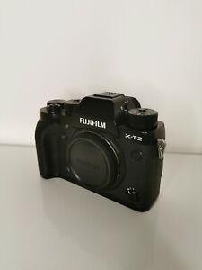 Fujifilm Fuji X-T2 2.43MP Digital SLR Camera 6237 Actuations
