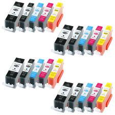 20 Druckerpatronen XL mit Chip für Canon MP550 MP560 MP620 MP630 mit Video