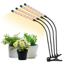 Plant Light for Indoor Plants, Livingbasics Upgraded 4 Arms Grow Lamp