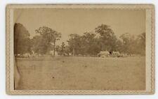 Civil War CDV Baton Rouge Siege of Port Hudson McPherson & Oliver c1863