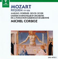 MOZART : REQUIEM KV 626 - CORBOZ / CD - TOP-ZUSTAND
