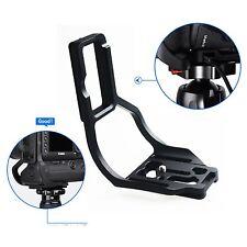 Quick Release L Bracket Plate Grip for Nikon D800 LBG Arca Swiss Compatible RRS.