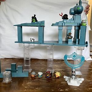 Angry Birds Star Wars Telepods Star Destroyer Toy Game, Missing 1 Bird Only