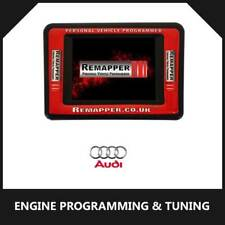 Audi - Customized OBD ECU Remapping, Engine Remap & Chip Tuning Tool