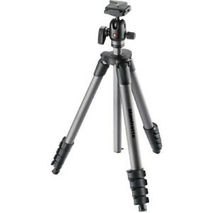 Manfrotto Compact Advanced Aluminum Tripod with Ball Head