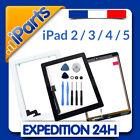 VITRE ECRAN TACTILE COMPLET TOUT ASSEMBLÉ POUR IPAD 2 / 3 / 4 / 5 (AIR) + OUTILS <br/> VENDEUR TOP FIABILITÉ DEPUIS 2011 !! QUALITÉ PREMIUM !!
