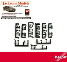 Herpa 052771 Pack of Truck Mirrors (Mercedes/Scania/Volvo) 1:87 Scale