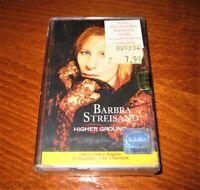 Barbra Streisand Higher Ground MADE IN BULGARIA New cassette Bulgarian Edition