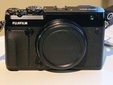 FujiFilm GFX 50R Medium Format Camera.