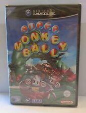 Console Gioco Game NINTENDO GAMECUBE Play PAL ITALIANO SUPER MONKEY BALL ITA Blù