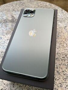 Apple iPhone 11 Pro Max - 64GB - MidnightGreen (T-Mobile) A2161 (CDMA + GSM)
