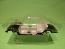 VINTAGE BODY + CHASSIS - OPEL REKORD COUPE 1971 - 1:24? - VERY RARE - GOOD COND