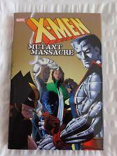 X-MEN MUTANT MASSACRE - OVERSIZED HARDCOVER / HARDBACK (HC/OHC) - UNREAD- MARVEL
