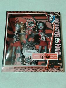 Monster High - Meowlody & Purrsephone - 2011 Toys 'R' Us Exclusive