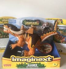 Fisher Price Imaginext Dinosaur Retired Playset