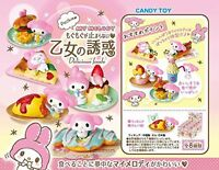 Re-Ment Sanrio My Melody Delicious Foods All 8 types Full Complete Set Japan