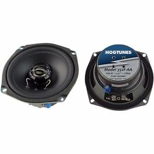 "Hogtunes GEN3 5.25"" Front Speakers 352F-AA For Harley Davidson 2006-2013"